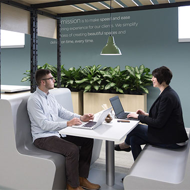 Lovely Collaborative Spaces
