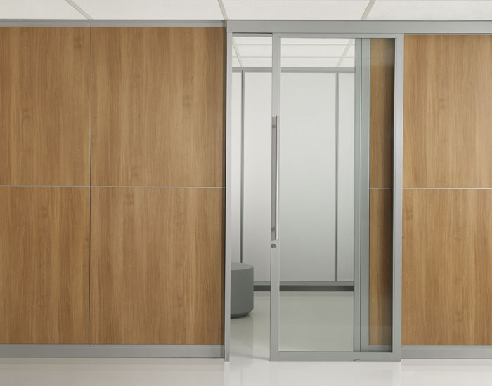 The volo moveable office wall system