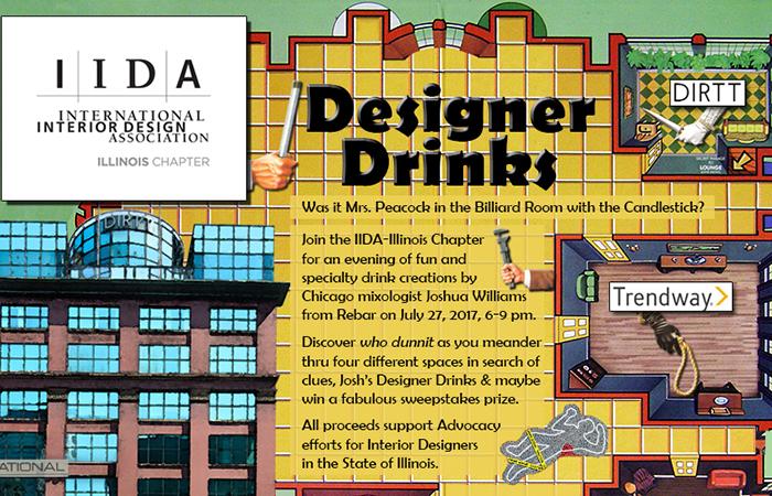 Designer Drinks | Trendway›