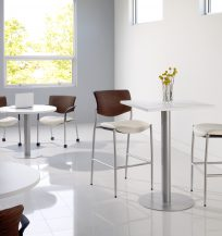 Collaborative Tables with Live Seating