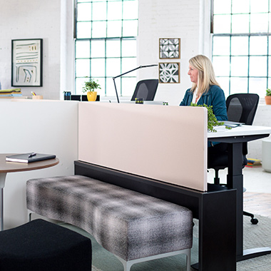 Trendway Office Furniture Movable Walls Office Systems